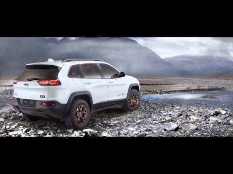 Jeep Cherokee Sageland and Urbane Concepts