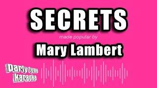 Mary Lambert Secrets Karaoke Version.mp3