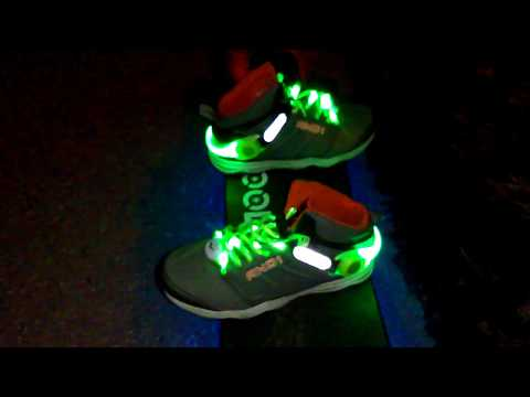 Customized sneakers (BACK TO THE FUTURE) inspired