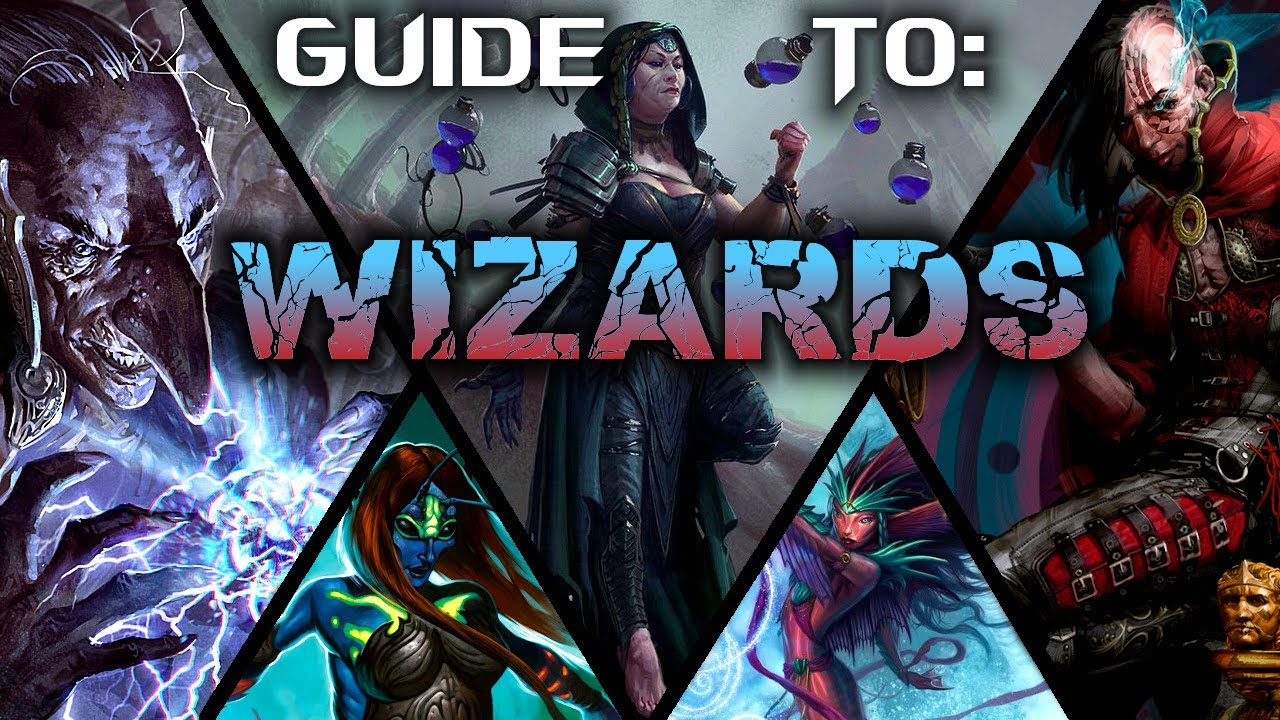 The Complete Guide to Wizard Tribal in EDH