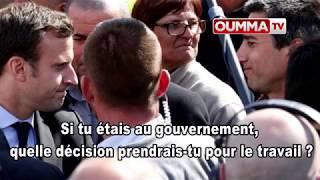 Interview de François RUFFIN pour Oumma