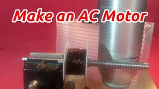 Nasıl yapmak bir AC Motor