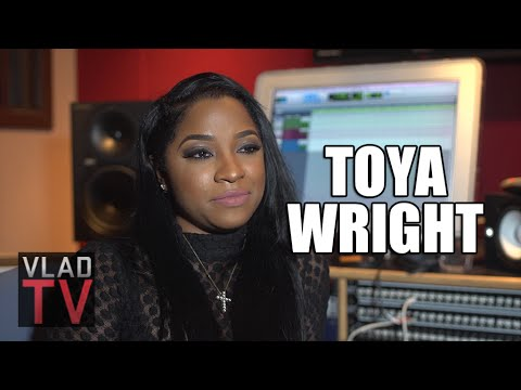 Toya Wright on Dealing with Lil Wayne's Male Groupies