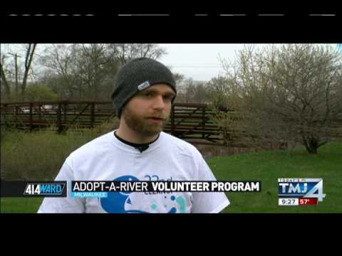 Group keeps Milwaukee rivers clean with