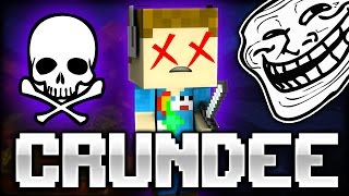 Download Minecraft: DELETE YOUR ITEMS TROLL - CRUNDEE CRAFT Mp3 and Videos