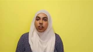 Meet our digital media and communications intern, Asma!