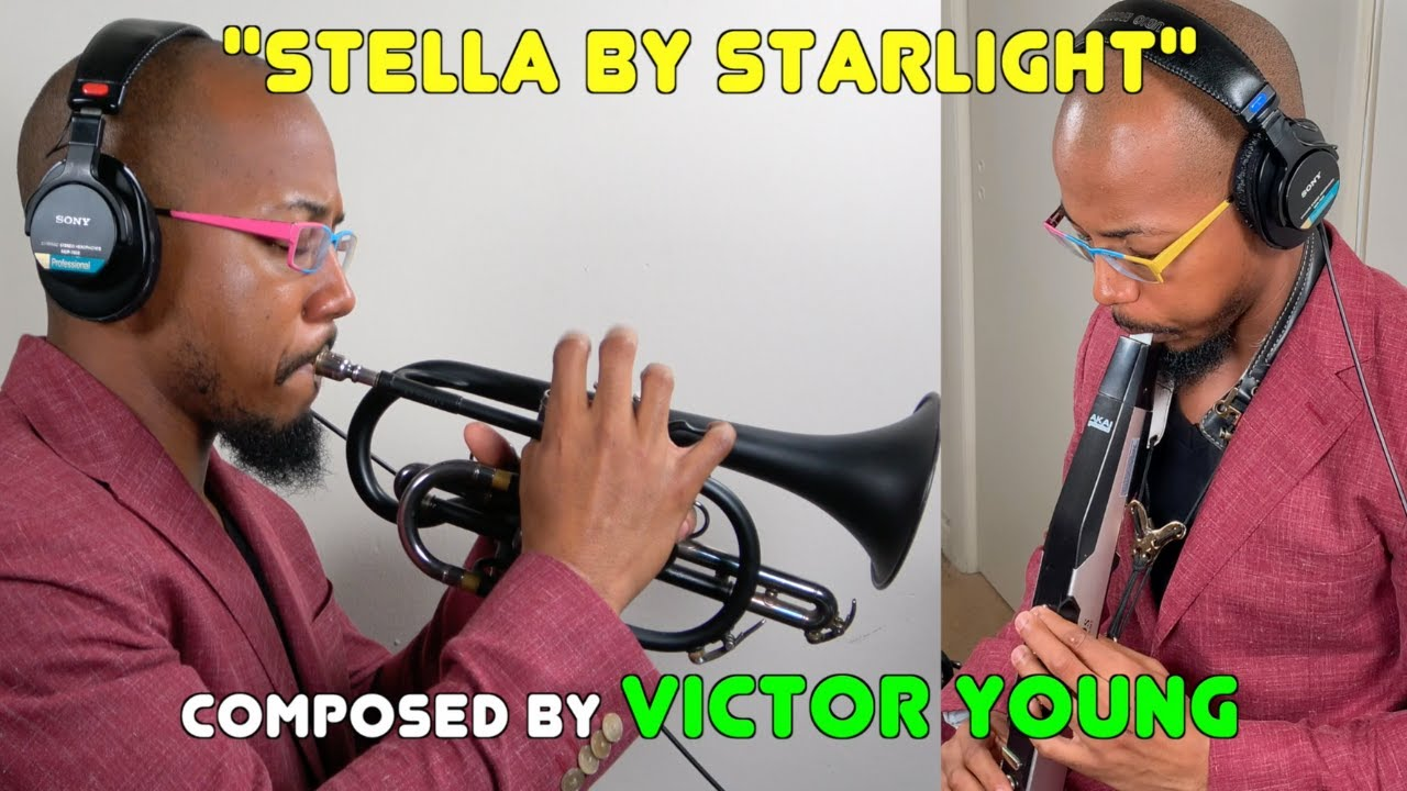 """Stella by Starlight"" performed by Victor Haskins"
