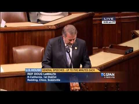 Rep. LaMalfa Votes for Federal Regulatory Reform