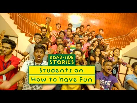 Students On How To Have Fun - NIT Trichy | Put Chutney