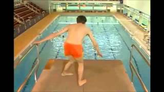 Mr Bean   La piscine test