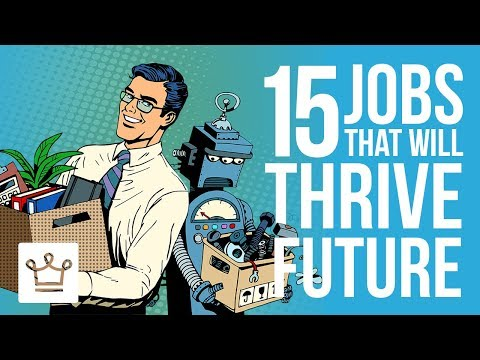 15 Jobs That Will Thrive in the Future (Despite A.I.)