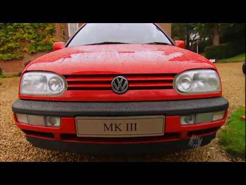 Top Gear VW-Golf 1-4