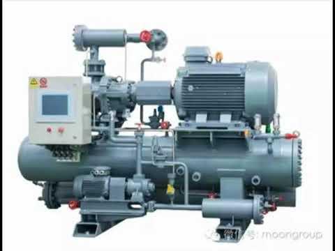 Screw Compressor Yantai Moon