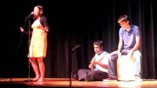 "Emily, Seepersaud, and Chewy ""Wonderful"" by India Arie"