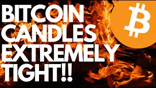 BITCOIN CANDLES CAN'T GET TIGHTER!! BE READY!! BITCOIN, ETHEREUM, LTC, XRP, OMG, LINK, ADA UPDA