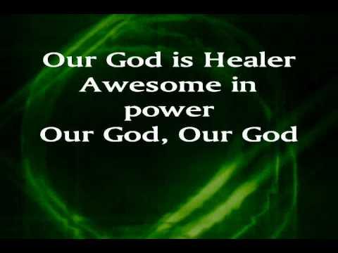 Our God by Chris Tomlin with lyrics