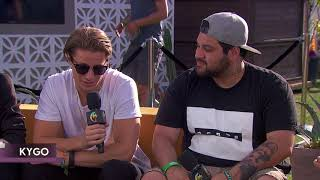 Electronic Music Discussion: Alan Walker, Kygo, Deorro - Coachella 2018