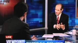 Jonathan Merritt on Viewpoint with Eliot Spitzer