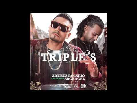 Triple S - Artista Rosario Ft Arcangel New Single