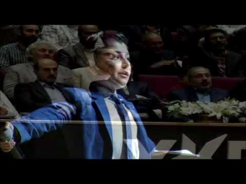 Hz. Mehdi (a.f)'nin doğum yıldönümü kutlama töreni 2016 Azerbaycan Şair Latif Necefli