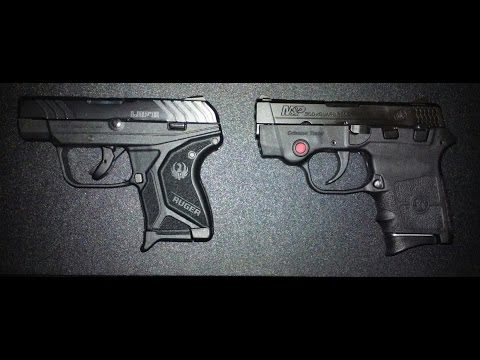 Compact Black Ruger LCP 2 Pistol |  380 ACP | Palmetto