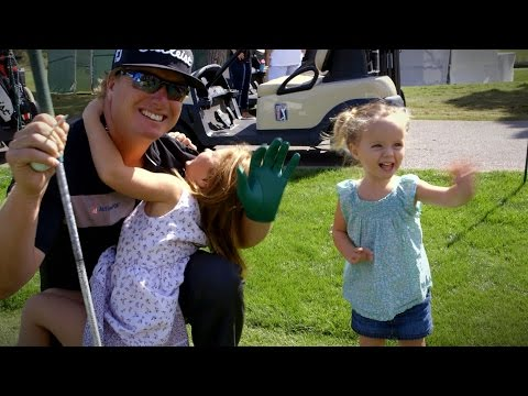Charley Hoffman's charitable ways
