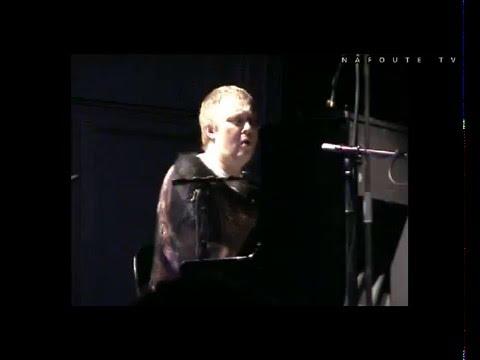 Antony & The Johnsons Live @ Le Lieu Unique - Nantes 2004.11.17