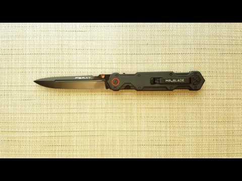 Нож FERAT Mr Blade. Толковее, чем могло показаться.