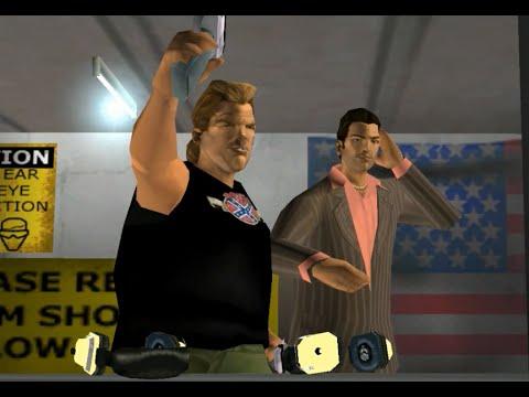 Let's Play GTA: Vice City   Part 68   Malibu: The Shootist