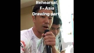 Football Journey 005 : F-Asia Drawing Party, 東南アジアサッカーの風17Nov17