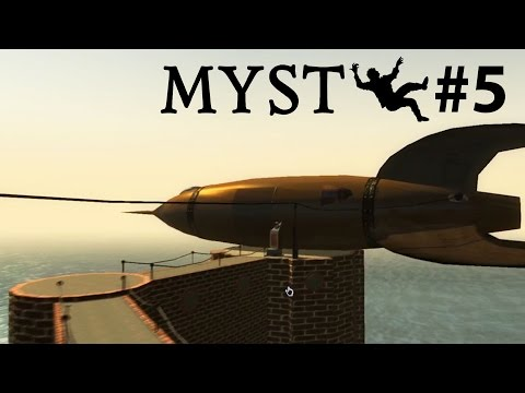 Playing The Spaceship Song -- Myst #05
