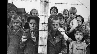Детская кровь для вермахта или как немцы устраивали специальные детские лагеря для детей