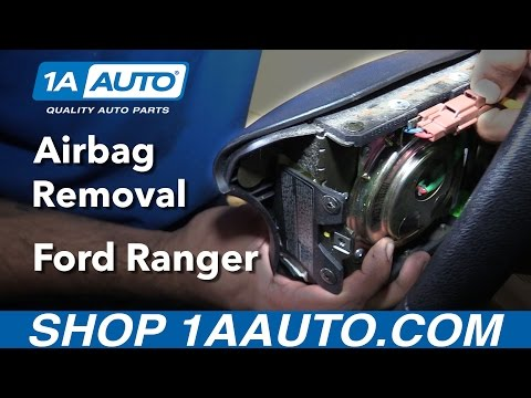 How to Safely Replace Airbag 98-12 Ford Ranger