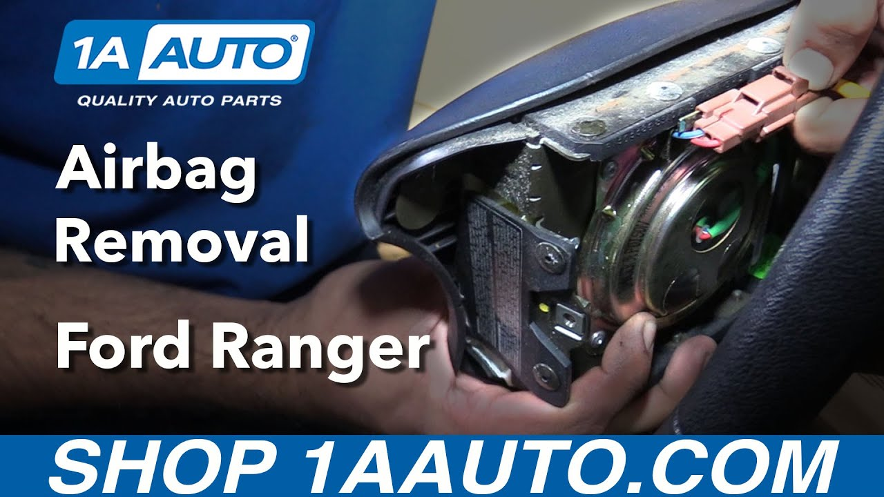 How to safely remove and reinstall airbag ford ranger buy quality auto parts at 1aauto com