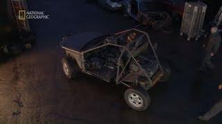 Mieli za zadanie zbudować pojazdy terenowe! [Wyścigi złomów]