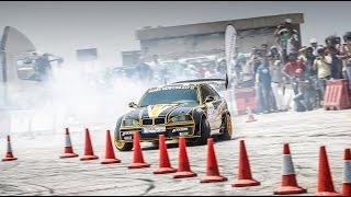 Lebanese Drift Championship 2015 Round 1 - Summary 2017 Video