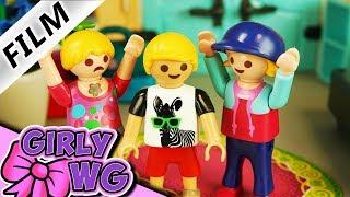 Playmobil Film deutsch EIFERSUCHTS DRAMA in der GIRLY WG Hannah enttäuscht Kinderserie Familie Vogel