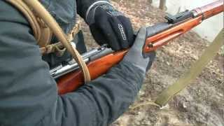 Mosin Nagant: Because Sometimes People Hide Behind Things