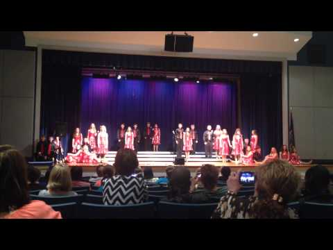 Thurmont Spirit Show Choir