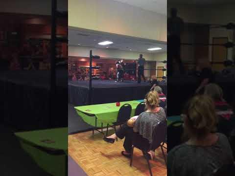 Barren Slade vs Barrett Brown SOAR CHAMPIONSHIP WRESTLING