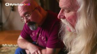 Paul and Richard, half-brothers, meet for the first time after 51 years