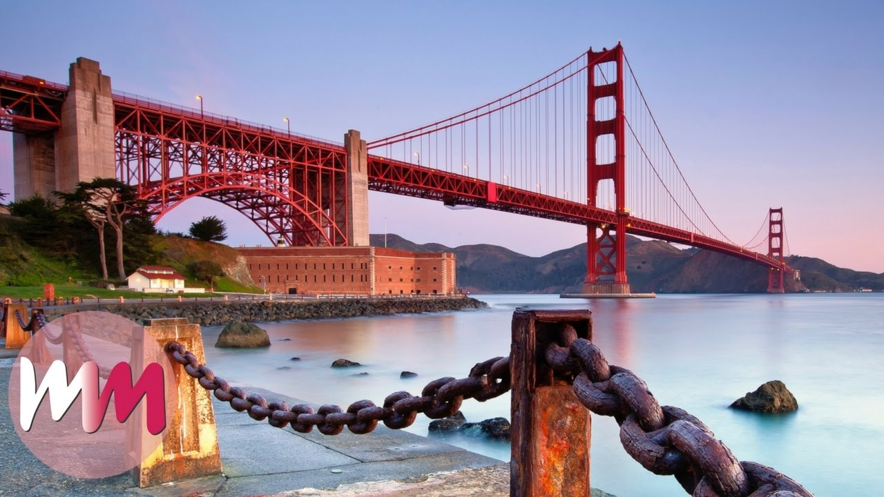 top 10 most instagrammable spots in san francisco youtube