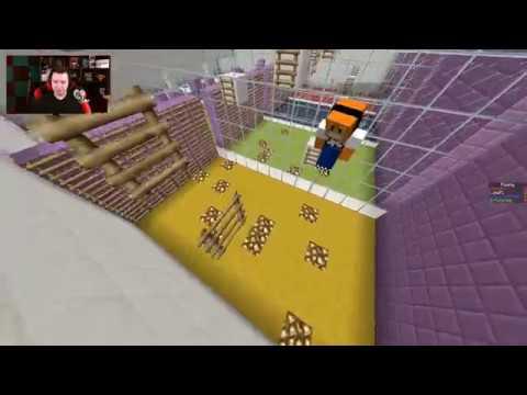 MINECRAFT WYŚCIGI NA MINIGRACH #02 /w LJay, Purpose, Hunter Bright - Видео из Майнкрафт (Minecraft)