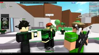 ROBLOX I Was a RSF Colonel Once