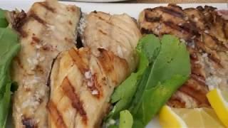 palamut (ızgara tadında) ozel sos tarifiyle/ garanti lezzet/tam mevsimi/balık tarifleri