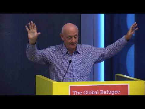 MoDDD Annual Public Lecture: The Global Refugee Crisis 28th March 2018