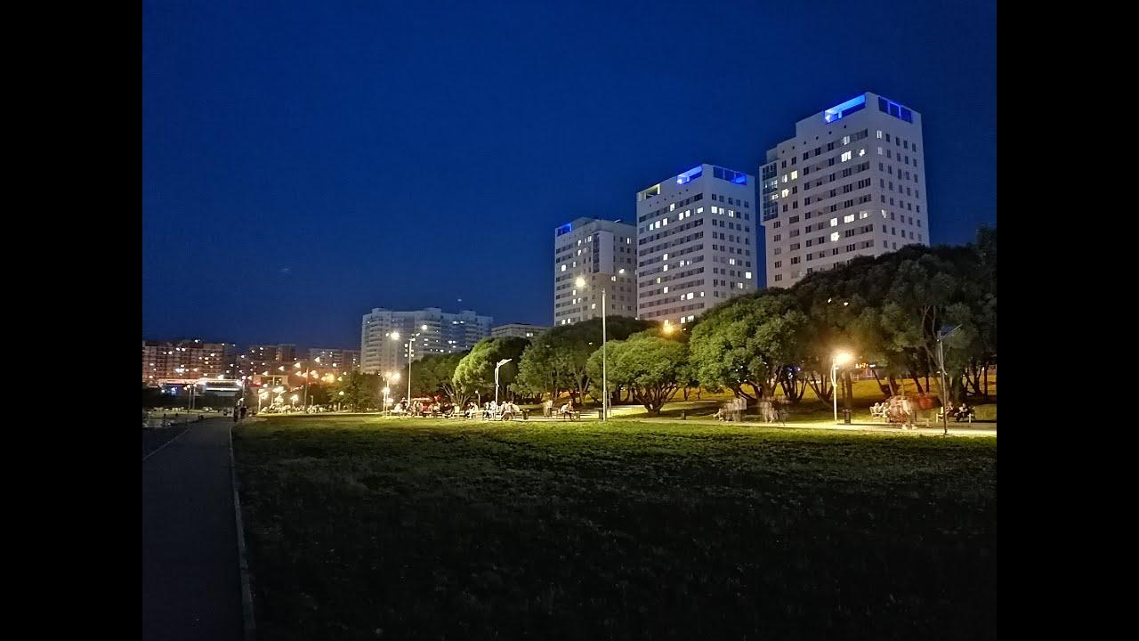 Рассвет в Первоуральске - конец весны 2020