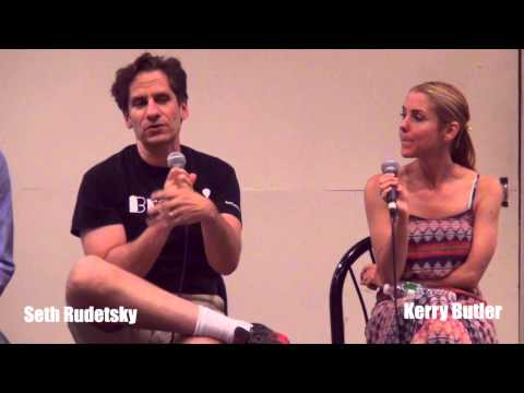Broadway Teachers Workshop Overview