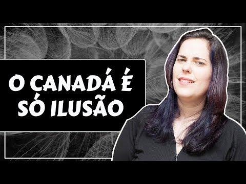 O CANADÁ É SÓ ILUSÃO | CANADÁ SEM MÁSCARAS