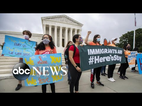 DACA recipients celebrate Supreme Court ruling | WNT